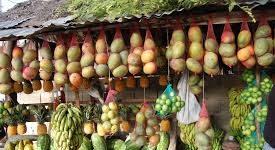 vendita di frutta