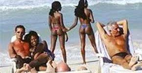 Il mito del baretto in spiaggia ed altre storie di ordinaria follia.