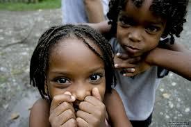 bambini bribri