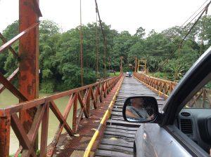 Ponte sul rio estrella
